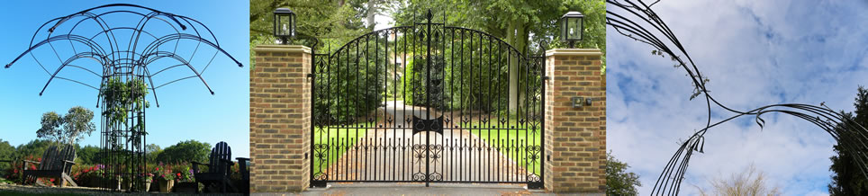 Lindfield Blacksmith Gates and Arbours