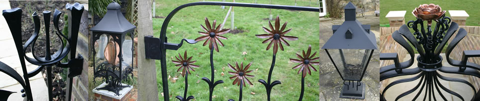 The Lindfield Blacksmith Work in Wrought Iron and Copper